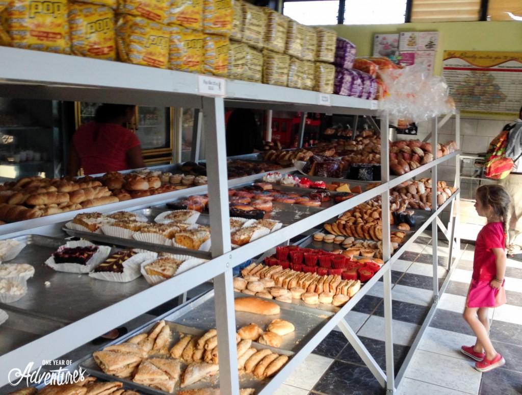 Un passage par la boulangerie pour le goûter