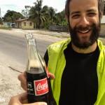 1/2L de Coca, il faut au moins ça pour tenir le coup