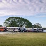 Station de bus - Orange Walk town