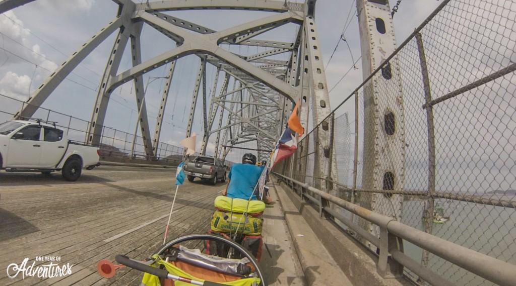 Sur les pont des Amériques