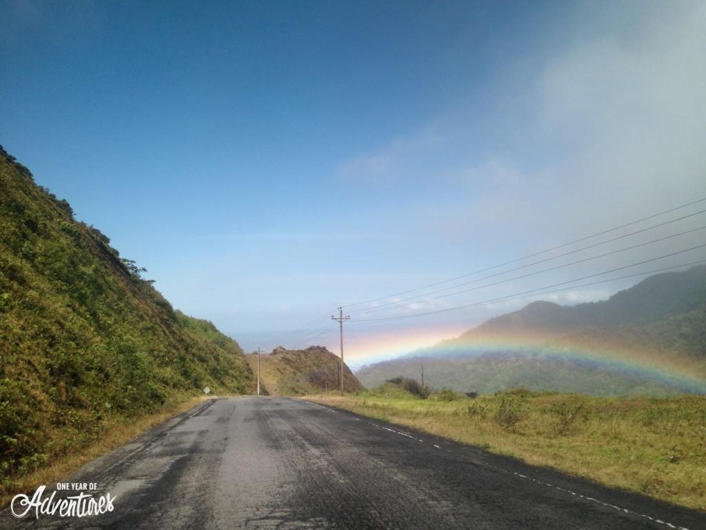 Sur la route en direction de Bocas del Toro