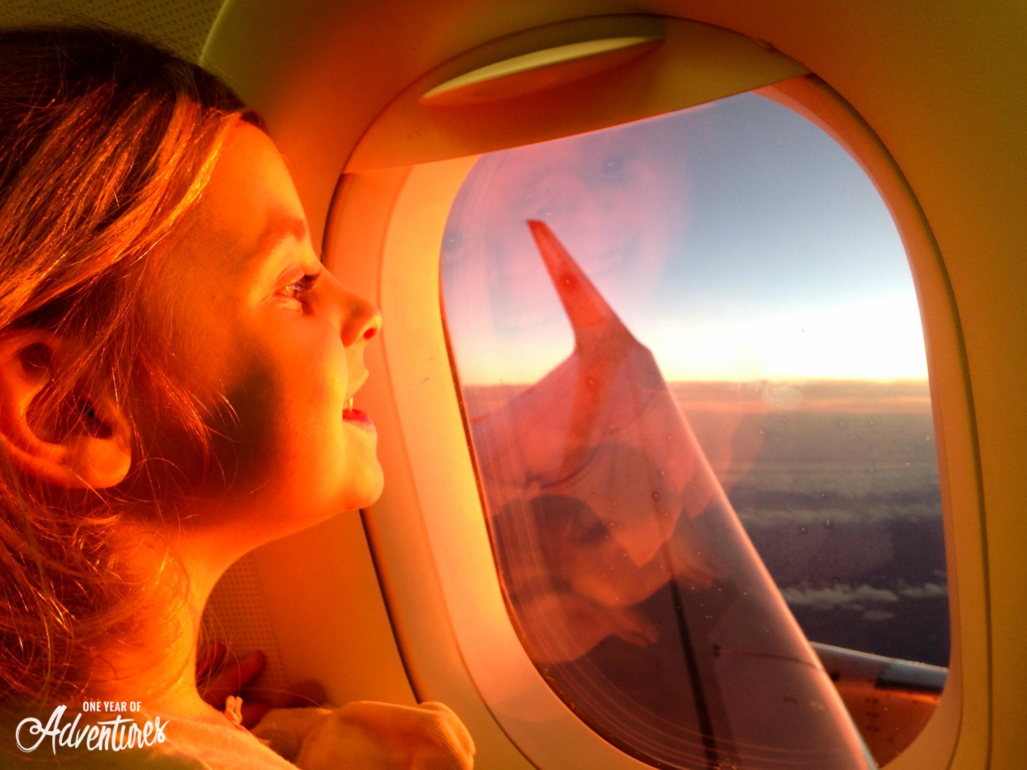 A quel âge voyager avec ses enfants ?