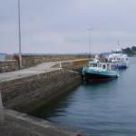 Le ferry pour traversé le golfe du Morbihan