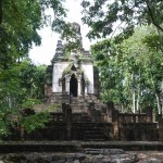 Monument du parc national de Si Satchanalai
