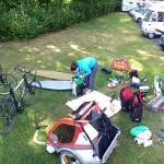 cyclotourisme et surf