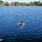 Le Cenote Azul de 90m de profondeur