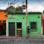 Antigua, tout en couleur