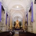 L'intérieur de la cathédrale de Léon
