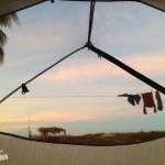 Réveil en plein air