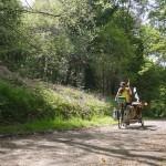 Vélo en finistère sud - bretagne