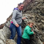 Exploration de la géologie locale.