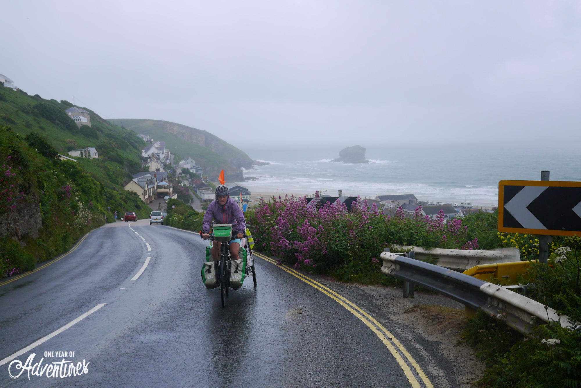 cyclotouring cornwall uk